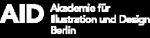 Logo der AID Berlin Akademie für Illustration und Design Berlin