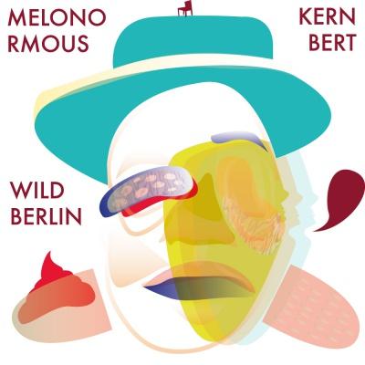 Kernbert - Lange Nacht der Illustration 2019 Teilnehmerbild von Sophia Melone