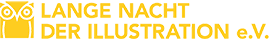 Lange Nacht der Illustration Logo